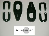 Rear Brake Cylinder Retaining Clips & Dust Covers - MK1 ESCORT